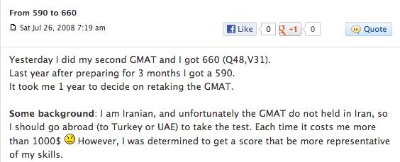 ثبت نام آزمون جی مت gmat